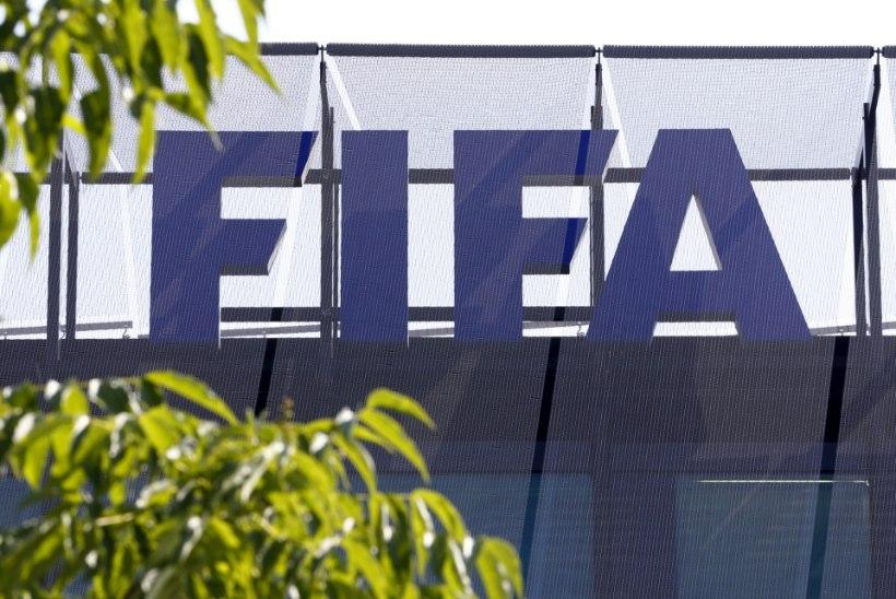 FIFA süüasi paisub: Šveitsis uuritakse 53 võimalikku rahapesujuhtu!
