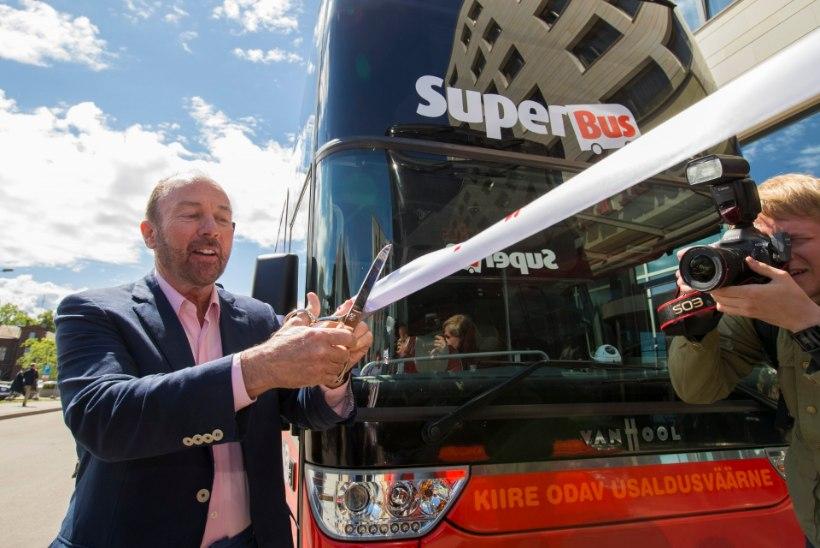Miljardäri bussifirma surub pileti hinnad nii alla kui saab