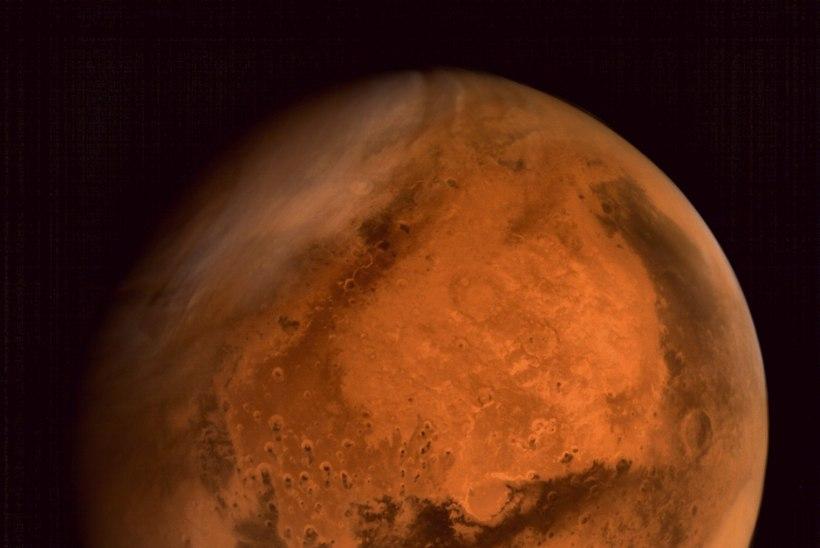 Kas Marsil on elu?