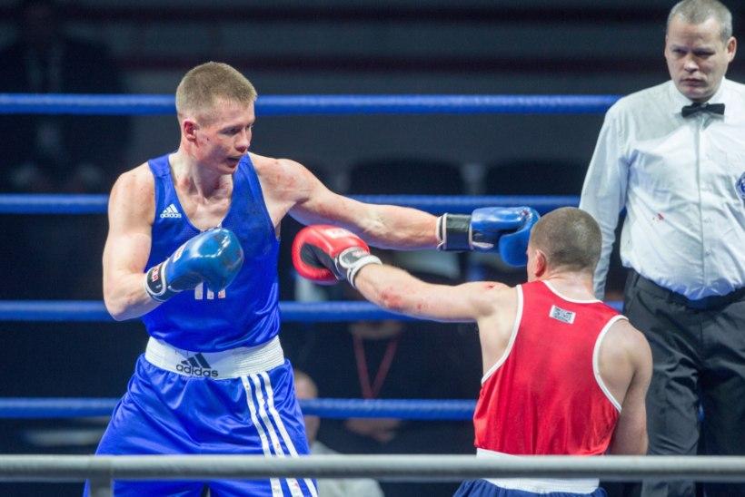 Poksija Ainar Karlson sai Euroopa mängudel uskumatul moel kaotuse
