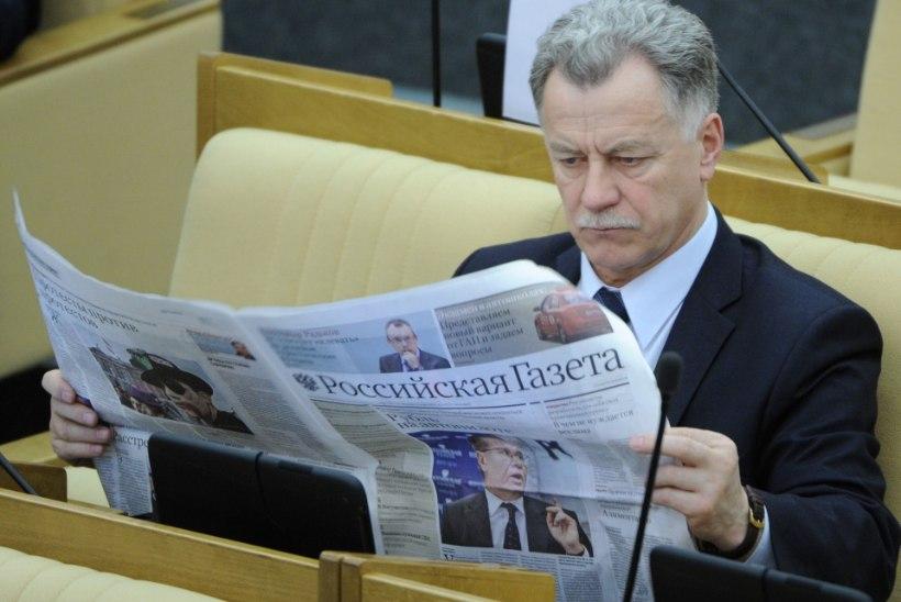 Vene valitsuspartei liikmed kahtlevad Balti riikide iseseisvumise seaduslikkuses