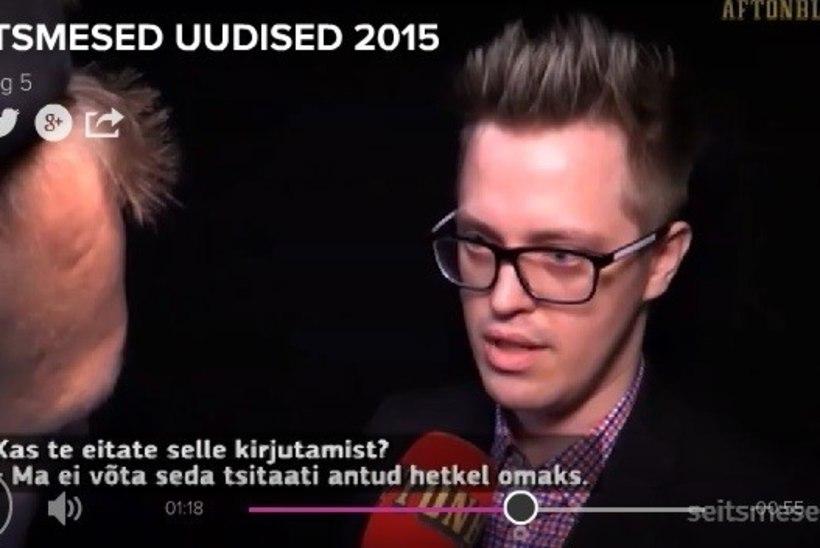 SKANDAAL EUROVISIONI ÜMBER: eestlasest pressijuhataja astus süüdistuse tõttu ametist tagasi