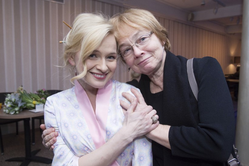 Hanna-Liina Võsa: kõik vanemad nägid, kuidas Eve lastest hoolib!