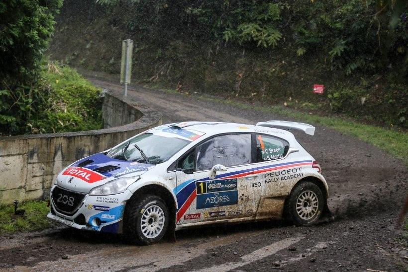 VINGE! Rally Estonia starti tuleb EM-sarja üldliider!