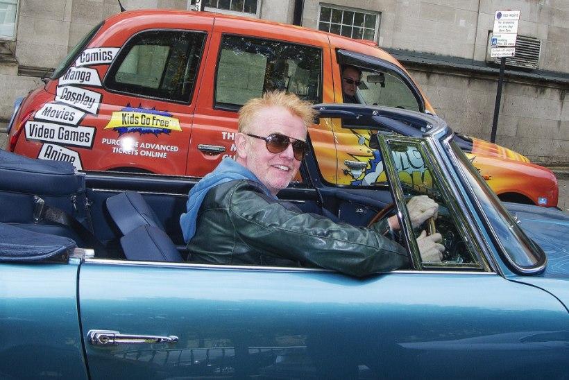 """Top Geari"" saatejuht on Chris Evans"