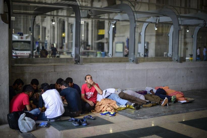 Põhja-Itaalia juhid on otsustavalt pagulaste juurdevoolu vastu