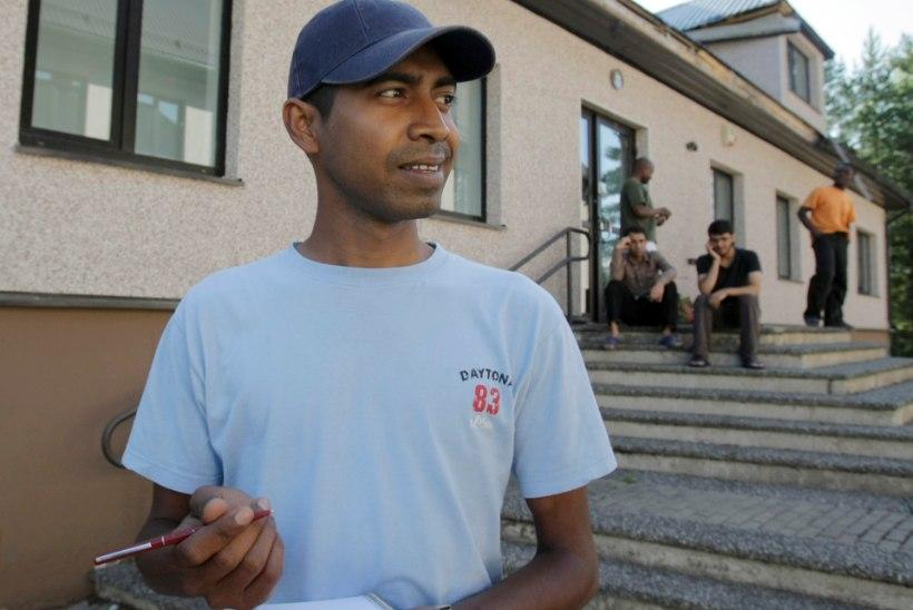 Illuka varjupaigataotlejate keskuse ümber valitseb vaikus