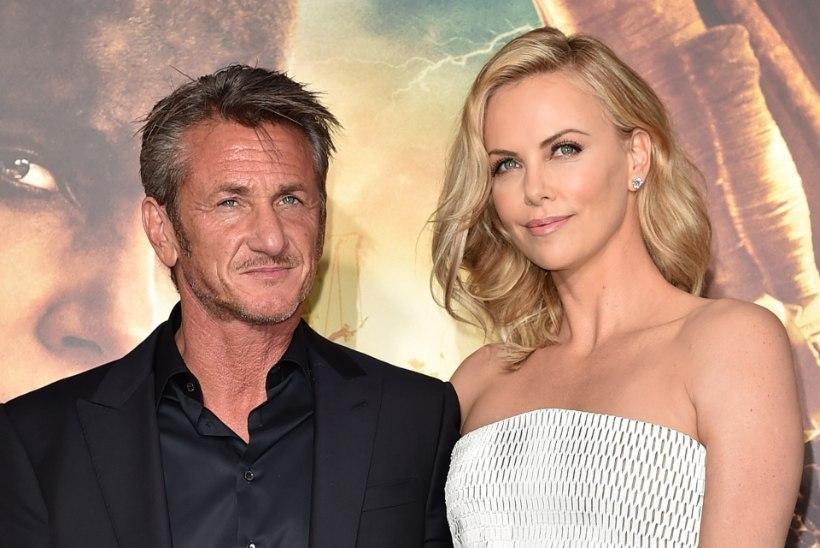 SUHE LÄBI! Charlize Theron ja Sean Penn läksid lahku