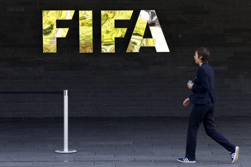 FIFA presidendiks juba kaks tahtjat