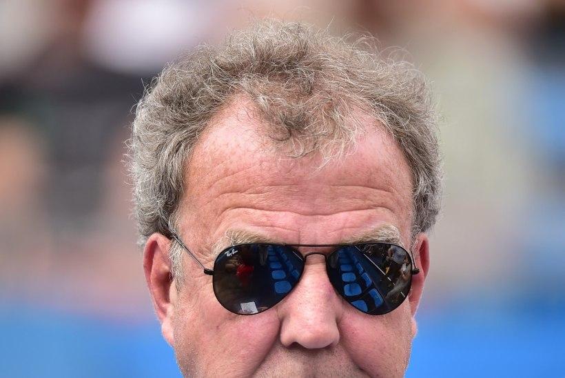 Jeremy Clarkson: BBC pakkus mulle mu töökohta tagasi