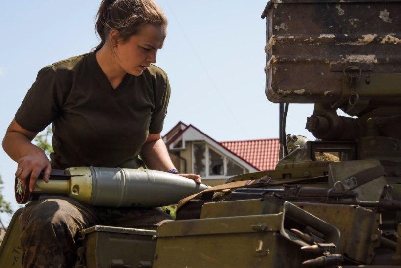 Ida-Ukrainas möödus ärev öö: separatistid rikkusid pidevalt relvarahu