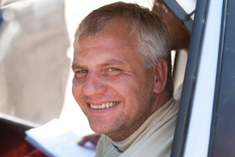 Margus Murakas: rallisõitja publikusse ei vaata