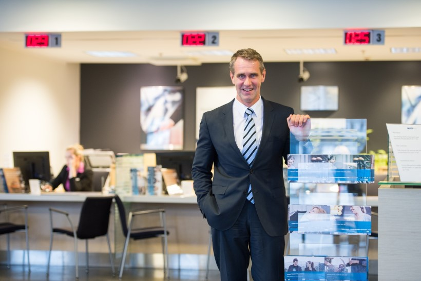 Eraklientidest laenajatel Danske Banka enam asja pole