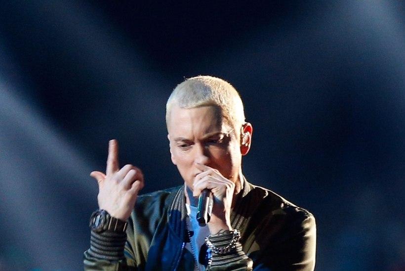 Eminem tahab kätt proovida teleseriaali produtseerimises