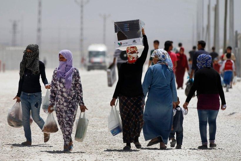 ÜRO pagulasameti kõneisik: tegemist on tavaliste inimestega, kes pagevad tagakiusamise ja vägivalla eest