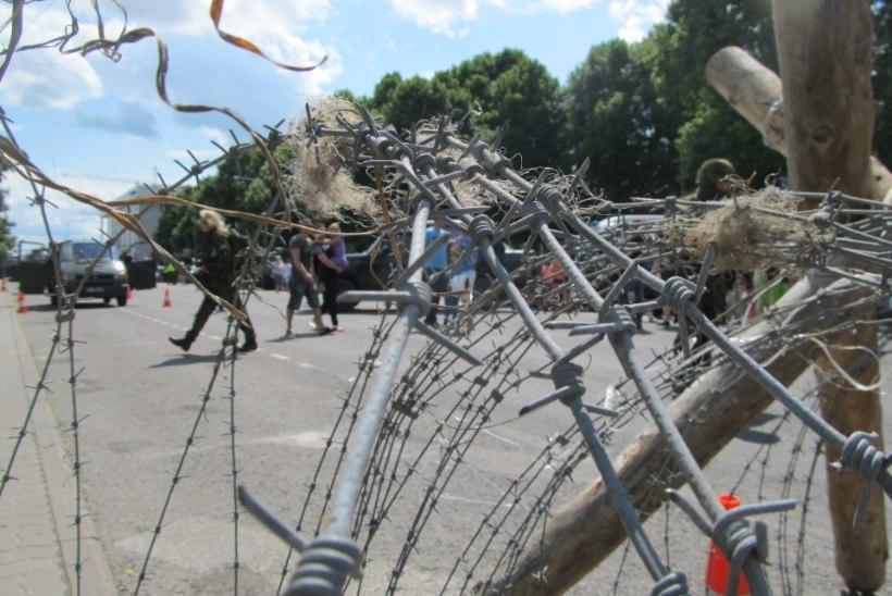 GALERII | Tartus tähistati võidupüha maakaitsepäevaga