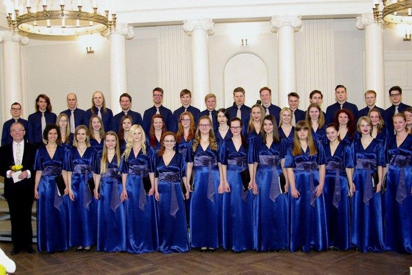 Hiina koorid laulavad Popkooripeol kolm eestikeelset laulu