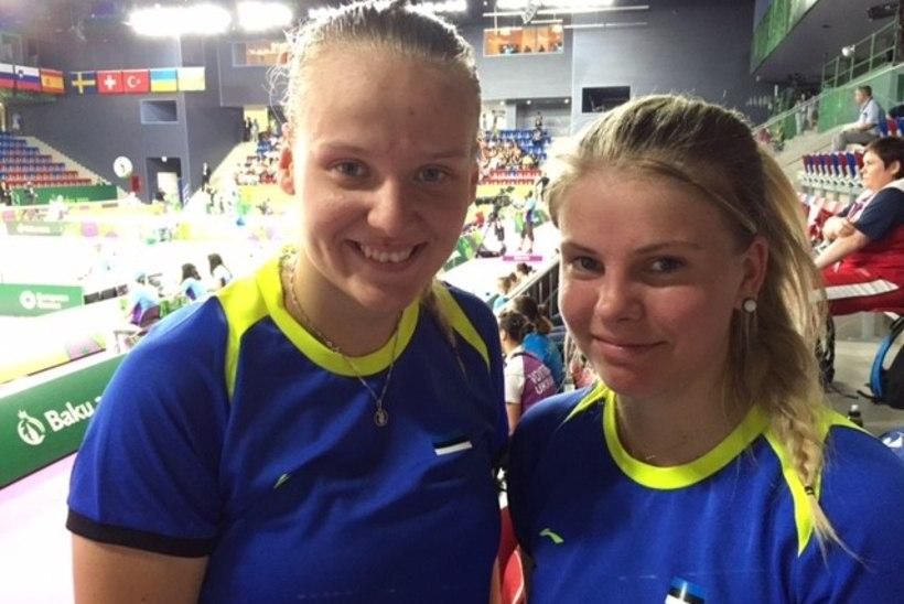 Raul Musta ning Kristin Kuuba ja Helina Rüütli jaoks on Euroopa mängud lõppenud