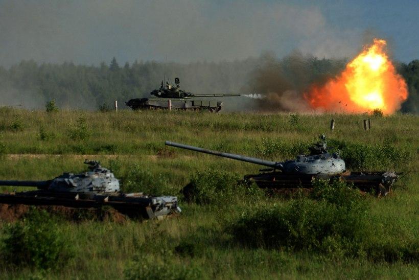 USA MÕTTEKODA: Venemaa harjutas Läänemere saarte vallutamist
