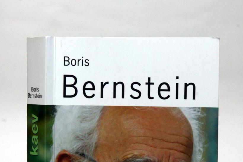 Suri hinnatud kunstiteadlane ja õppejõud Boris Bernstein