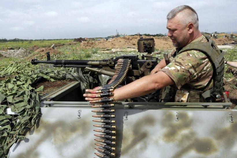 NATO HOIATAB: Ukrainas võivad uuesti alata rasked lahingud