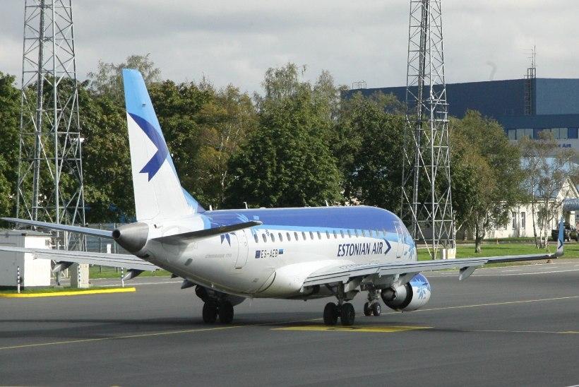 Estonian Airi piloodid maksavad lendamise eest