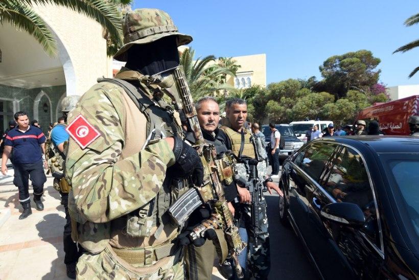 EKSPERT: turistid on terroristidele kerge sihtmärk