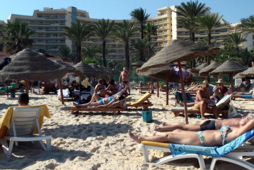 SÜNGED FOTOD   Tuneesia terrorirünnakus hukkus vähemalt 37 turisti