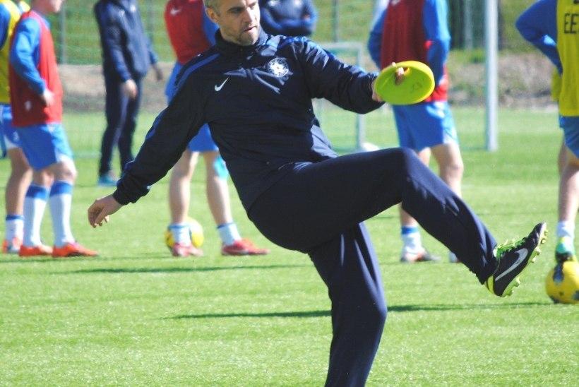 Homme algab jalgpalli noortekoondiste Balti turniir, otsepilt Õhtulehes