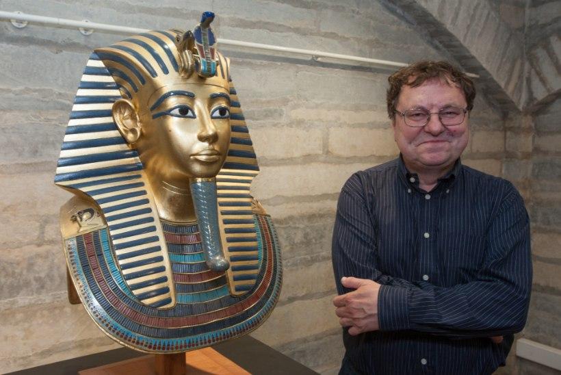 Suri egüptoloog Sergei Stadnikov