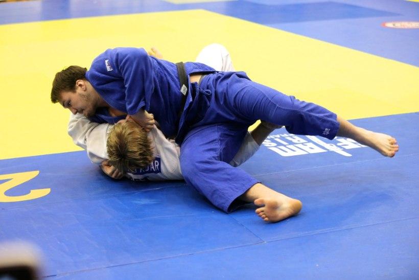 EUROOPA MÄNGUD | Juhan Mettis langes teises, kaks ülejäänud raskemate kaalude judokat esimeses ringis