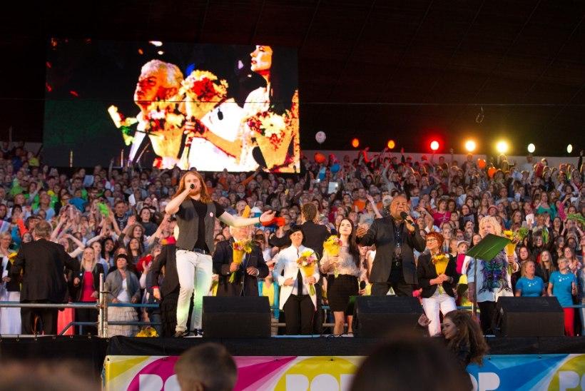 SUUR GALERII | Popkooripeo tipphetked lõid Eesti eurolaulud