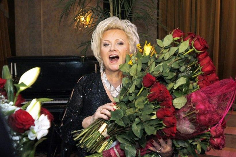 Anne Veski: kui lilli pole saanud, siis on tunne, nagu polegi esinemas käinud