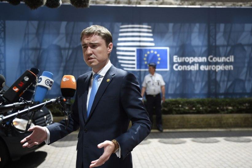 RÕIVAS KREEKA KOHTA: eilne Eurorühma tulemus on Eestile pettumuseks