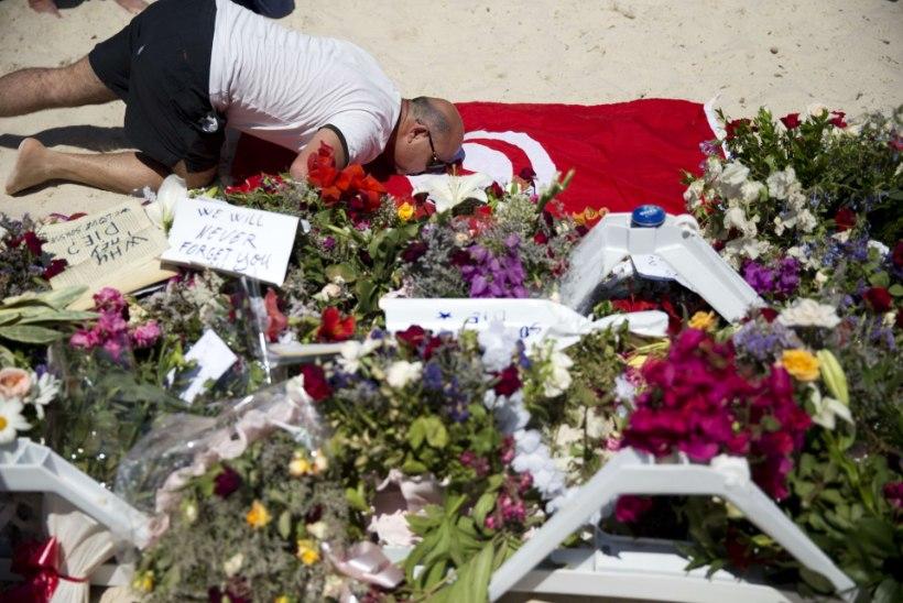 LIIGUTAVAD FOTOD: inimeste vastuhakk Tuneesias toimunud terrorismile