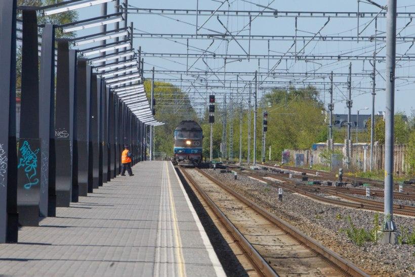 Euroopa Komisjon rahastab Rail Balticu ehitust