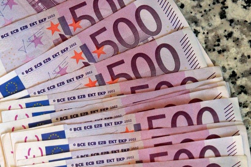 Mida teeksid Eesti elanikud 100 000 euroga?