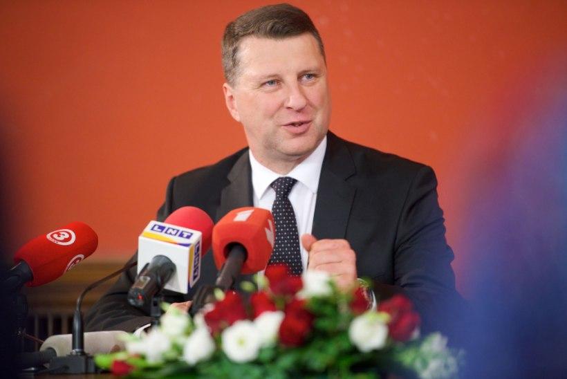 Läti järgmiseks presidendiks saab Raimonds Vejonis