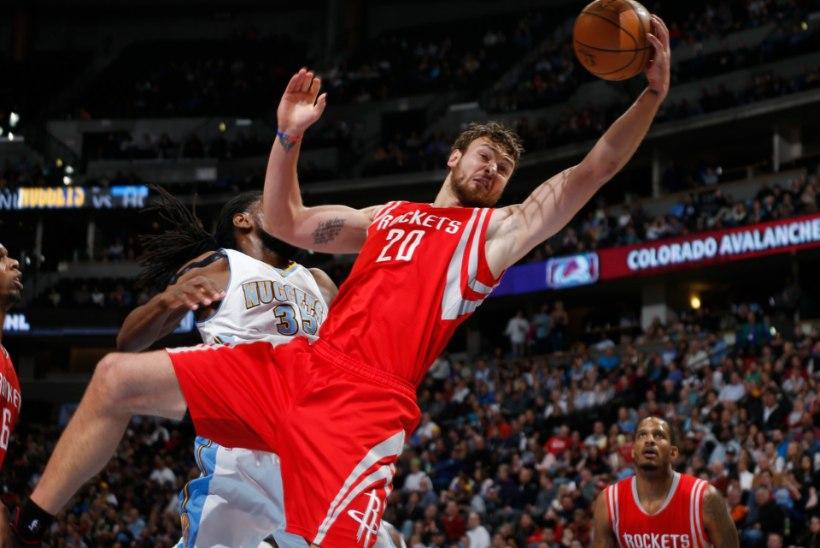 Leedu NBA staar EMil eestlasi ei kimbuta