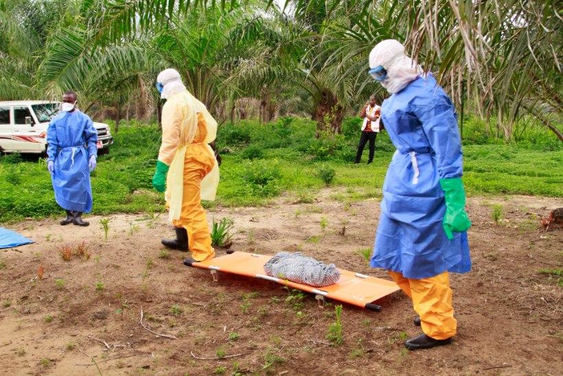 Ebola tõstab Libeerias jälle pead