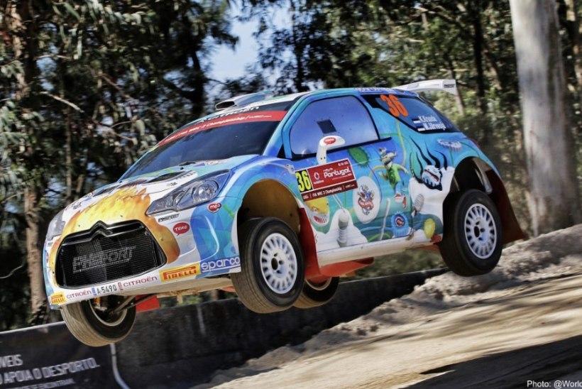 Kes istub Rally Estonial rooli taha – Karl Kruuda või ta kaardilugeja?