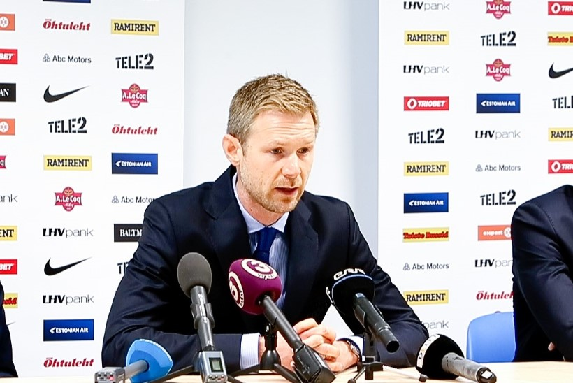 Pehrssoni kommentaar Ojamaa väljajätmise ja Eesti kõrgliiga mängijate 68% osakaalu kohta koondises