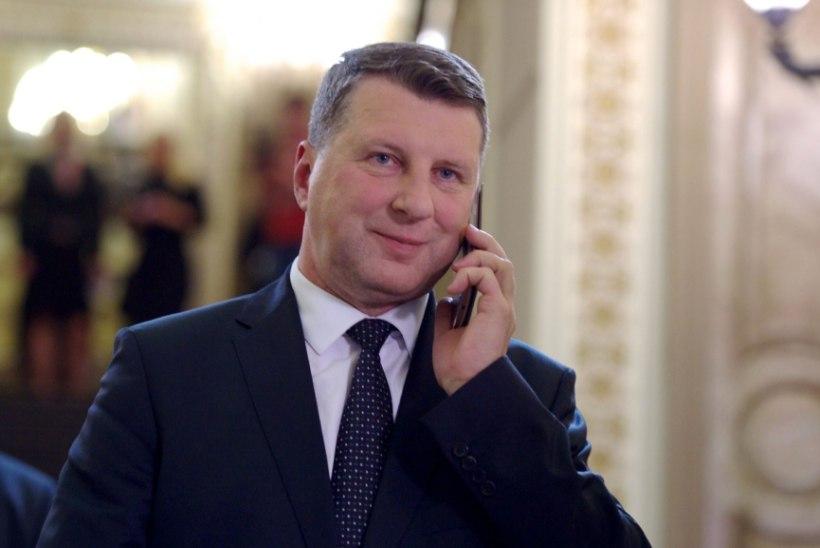 Läti uus president sündis saatuse tahtel Venemaal