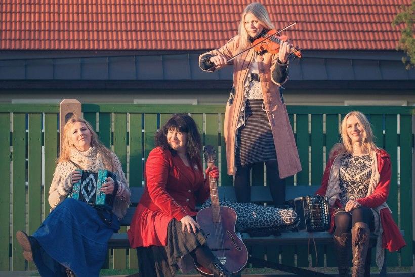 SUUR FOLKARITE ÜLEVAADE: Eesti folkmuusikas teevad ilma uued näod ja nimed