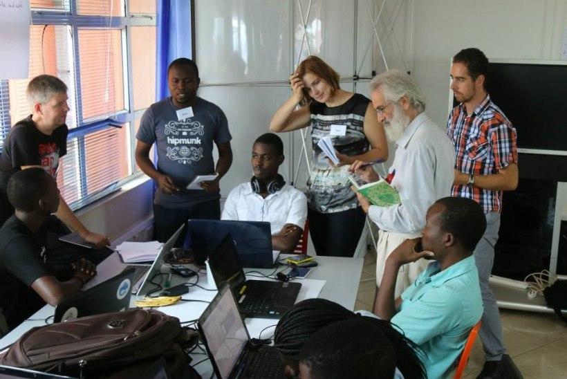 Eesti aitab Ugandas startupi kogukonna arengule kaasa