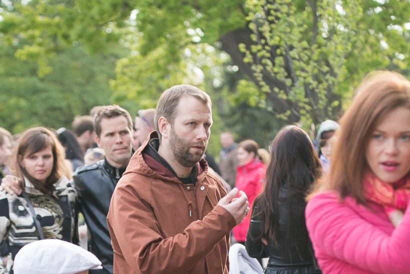 GALERII | Tuntud ja vähemtuntud rahvas rokkis Padari ja Leplandi Tallinna kontserdil!