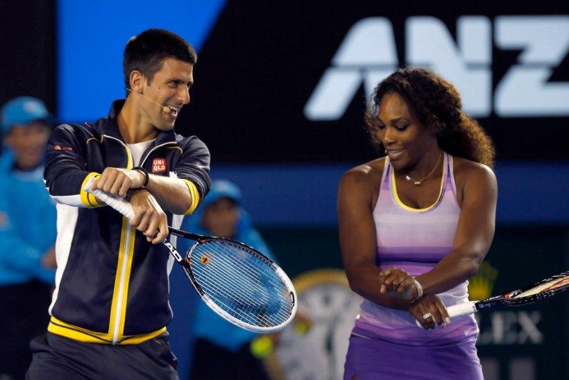 Djokovic ja Williams jahivad midagi, mis jäänud kättesaamatuks