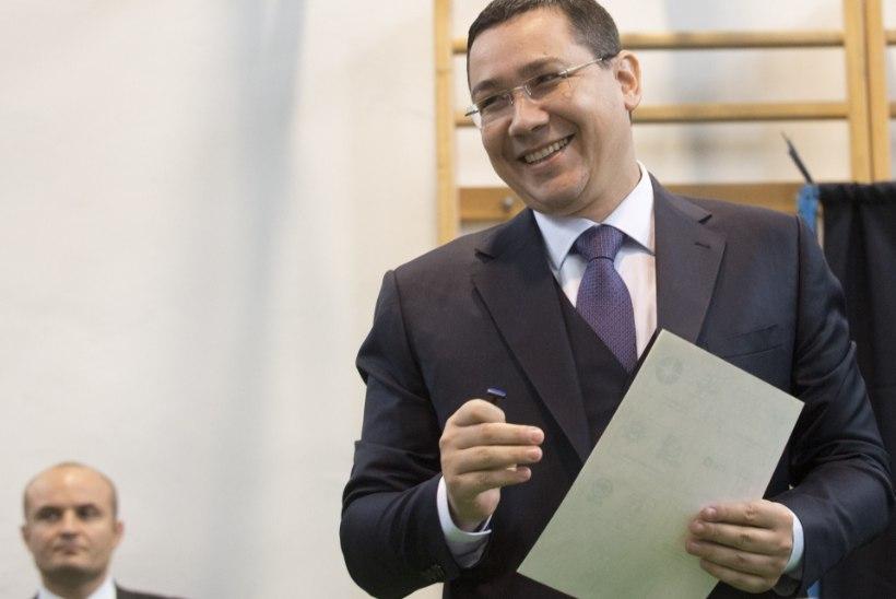 Rumeenia peaministri suhtes algatati kriminaalmenetlus