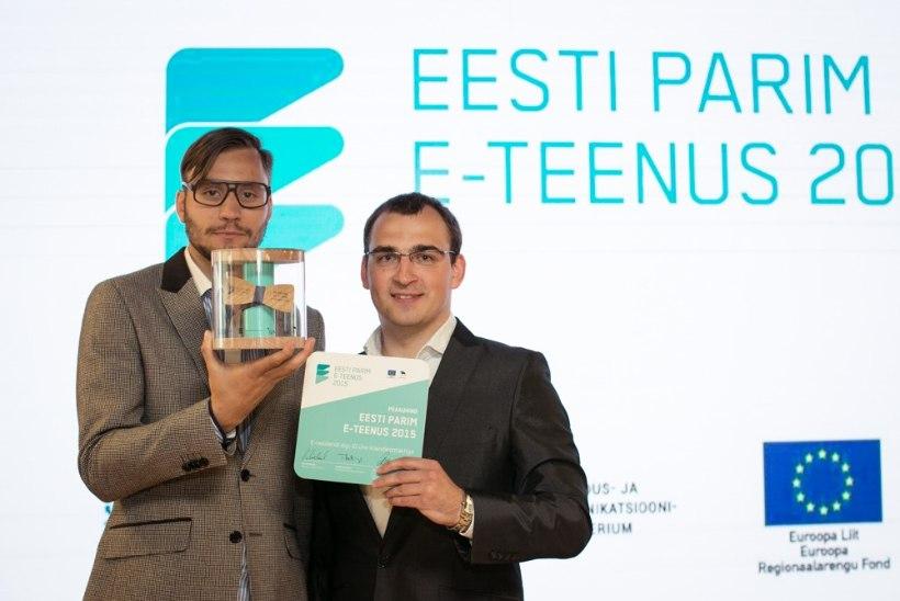 ÜLLATAV? Loe, mis on Eesti parim e-teenus 2015!