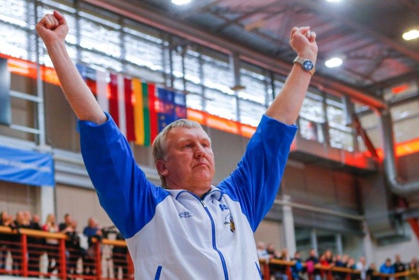 Pärnu Võrkpalliklubi osaleb tuleval hooajal kõrgetasemelises eurosarjas